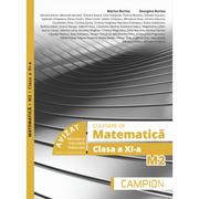 Culegere de matematica M2. Clasa a XI-a