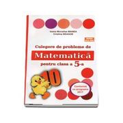 Culegere de probleme de matematica, PUISORUL, pentru clasa a V-a - Ioana Monalisa Manea