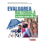 Evaluarea Nationala 2020 la finalul clasei a 4-a. 20 de teste dupa modelul M. E. N. pentru probele de limba romana si matematica - Mirabela-Elena Baleanu
