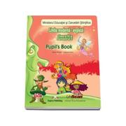 Limba moderna Engleza pentru clasa a IV-a Fairyland 4 Pupils Book. Manual de Limba Engleza Semestrul I si II