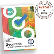 Geografie - ghid de pregatire pentru BACALAUREAT 2019