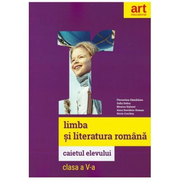 LIMBA ȘI LITERATURA ROMÂNĂ. Caietul elevului. Clasa a V-a - Florentina Samihaian, Sofia Dobra