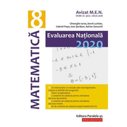 Matematica. Evaluare Nationala 2020. Clasa a VIII-a - Gheorghe Iurea
