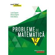 Probleme de matematica pentru clasa a XII-a - Ovidiu Badescu