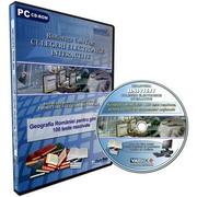 Culegerea electronica interactiva Geografia Romaniei EN. 100 teste rezolvate. CD