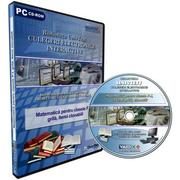 Culegerea electronica interactiva Matematica pentru clasele 0-I. Grila, itemi clonabili. CD
