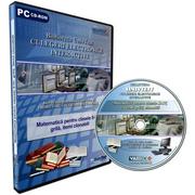 Culegerea electronica interactiva Matematica pentru clasele II-IV. Grila, itemi clonabili. CD