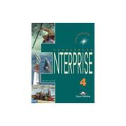 Enterprise 4, Intermediate, Student's Book, (Curs de limba engleza pentru clasa VIII-a )