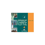 Enterprise 4, Intermediate, Class audio CDs (Set 3 CD) (Curs de limba engleza clasa VIII-a )