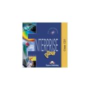 Enterprise Plus, Pre-Intermediate, Class audio CDs (Set 5 CD) Virginia Evans