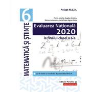 Evaluarea Nationala 2020 la finalul clasei a VI-a. Matematica si Stiinte - Bogdan Antohe