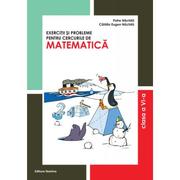 Exercitii si probleme pentru cercurile de matematica clasa a VI-a - Petre Nachila, Catalin Eugen Nachila