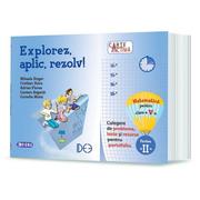 Explorez, aplic, rezolv! – Culegere de probleme, teste si resurse pentru portofoliu, Clasa a V-a, Partea a II-a - Mihaela Singer, Cristian Voica (Carte activa)