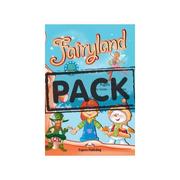 Fairyland 1, Student's Pack,(Manual + ieBook ) Curs de limba engleza pentru clasa I-a (Jenny Dooley)