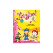 Fairyland 2, Teacher's Book, WITH POSTERS. Manualul profesorului pentru clasa a II-a (Virginia Evans )