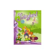Fairyland 3, Pachetul elevului (manual+Multi-ROM) Curs de limba engleza pentru clasa III-a (Virginia Evans )