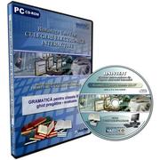 Ghid pregatire-evaluare Gramatica pentru clasele III-IV. CD