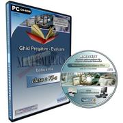 Ghid pregatire-evaluare Matematica pentru clasa a VI-a. CD