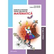 Matematica clasa a VIII-a. Exercitii si probleme pentru cercurile de matematica - Petre Nachila
