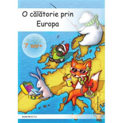 O calatorie prin Europa 7 ani + - Alexandrina Dumitru