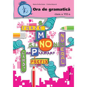 Ora de gramatica clasa a VIII-a - Maria-Emilia Goian, Cristina Buturca