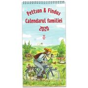 Pettson si Findus. Calendarul Familiei 2020 - Sven Nordqvist