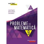 Probleme de matematica pentru clasa a IX-a - Ovidiu Badescu