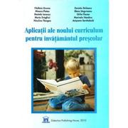 Aplicatii ale noului curriculum pentru invatamantul prescolar, nivelul 1 (3-5 ani), Ed. Didactica Publishing House