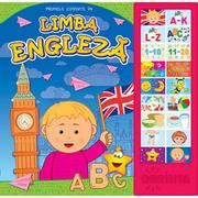 Carte cu sunete. Primele cuvinte in limba engleza