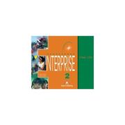 Enterprise 2 Elementary. Class audio CDs (Set 3 CD), (Curs de limba engleza pentru clasa VI-a )