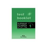 Enterprise 1 Beginner, Test Booklet, (Curs de limba engleza pentru clasa V-a )