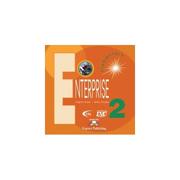 Enterprise 2, Elementary. DVD, (Curs de limba engleza pentru clasa VI-a )