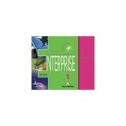 Enterprise 1 Beginner, Class audio CDs (Set 3 CD) (Curs de limba engleza pentru clasa V-a )