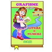Grafisme cu litere si numere