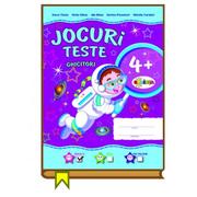 Jocuri, Teste, Ghicitori 4+ - Inesa Tautu, Stela Ganju, Ala Blaja, Dorina Ponomari, Natalia Carabet