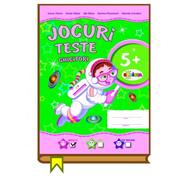 Jocuri, Teste, Ghicitori 5+ - Inesa Tautu, Stela Ganju, Ala Blaja, Dorina Ponomari, Natalia Carabet