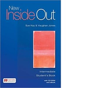 New Inside Out Intermediate. Student s Book with CD-ROM and eBook - Vaughan Jones, Sue Kay