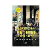 Povestea fetitei pierdute. Editie Tie-in (Tetralogia Napolitana, volumul 4) - Elena Ferrante