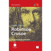 Robinson Crusoe. Editie bilingva, Audiobook inclus - Daniel Defoe