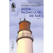Sotia paznicului de far - Karen Viggers