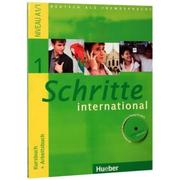 Schritte International 1 ( (A1/1 - Kursbuch + Arbeitsbuch + CD Audio)