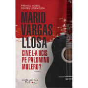 Cine l-a ucis pe Palomino Molero? - Mario Vargas Llosa