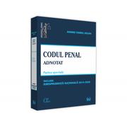 Codul penal adnotat. Parte speciala. Jurisprudenta nationala 2014-2020 - Andrei Viorel Iugan