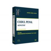 Codul penal adnotat. Partea generala. Jurisprudenta nationala 2014-2020 - Andrei Viorel Iugan