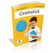 Gramatica. Fise de lucru si Teste Rezolvate pentru clasa a V-a - Florina-Loredana Streinu, Irina-Maria Draganescu