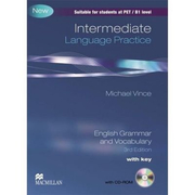 Intermediate Language Practice with key and CD (3rd Edition) - Michael Vince