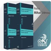 Pachet Sinteze de drept penal si procedura penala - Mihail Udroiu