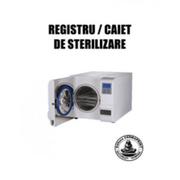 Registru/caiet de sterilizare - format A5