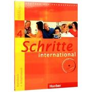 Schritte International 4 (A2/2 - Kursbuch + Arbeitsbuch + CD Audio)