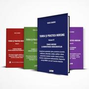 Pachet Teoria si practica nursing. Volumele 1, 2, 3 si 4 - Vasile Baghiu